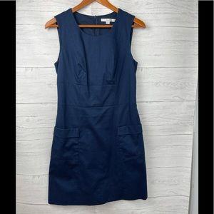 BODEN PIQUE SHIFT DRESS
